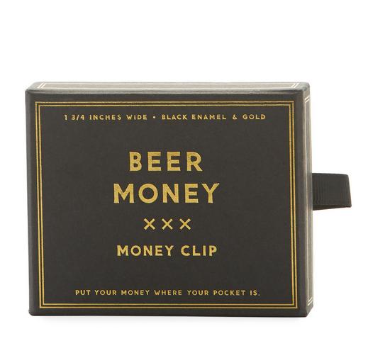 Easy Tiger Money Clip Beer Money