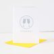 Exit343Design Congrats Cocktail Cheers Card