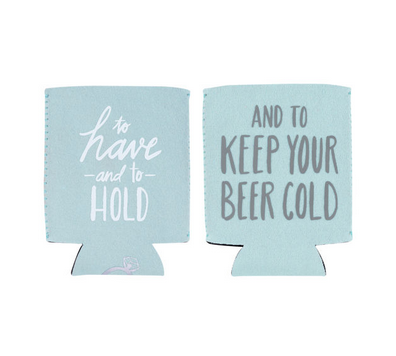 About Face Designs Keep Your Beer Cold Koozie Set
