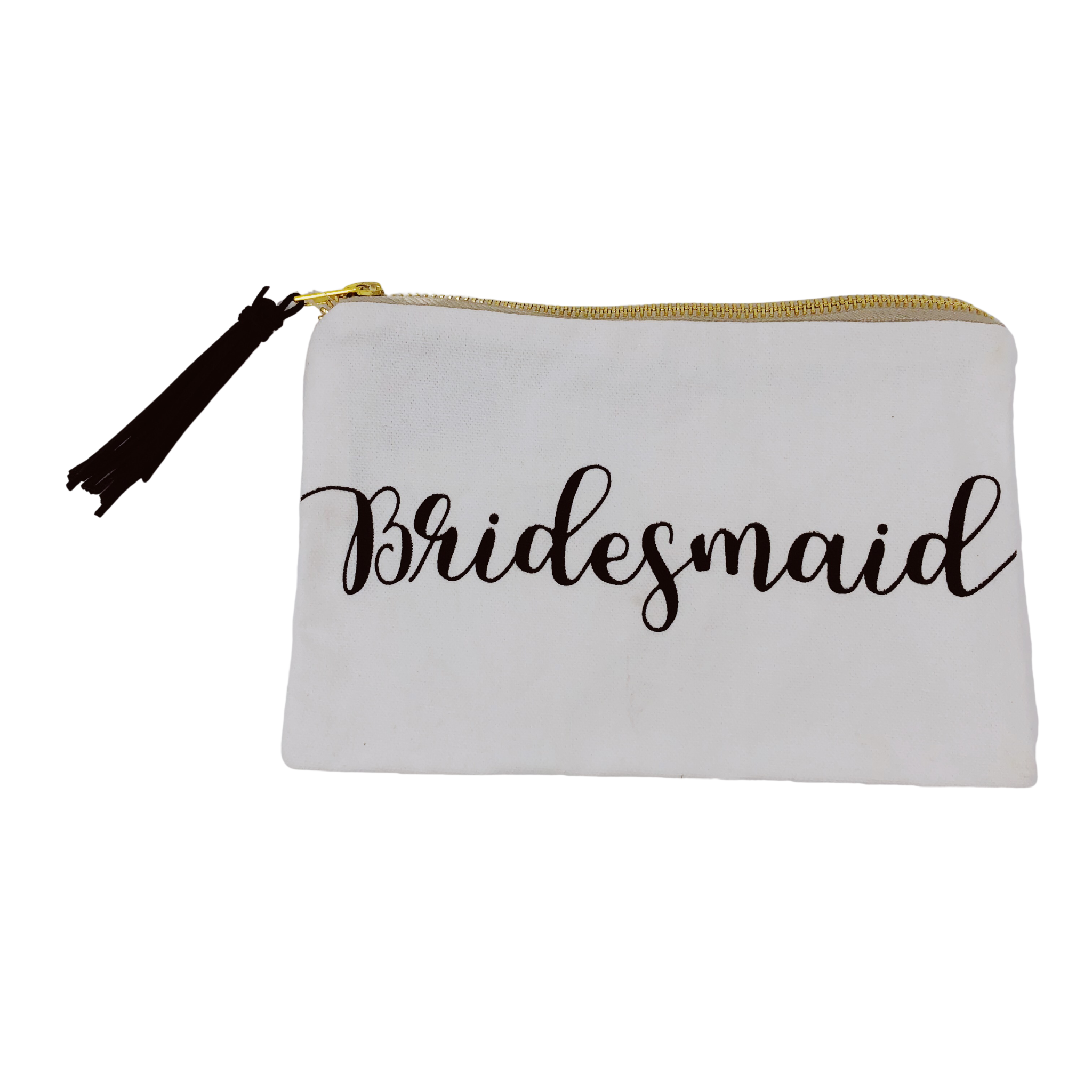 Collins Painting Bridesmaid Cosmetic Bag