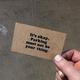 Rexmake LLC Bad Parking Cards