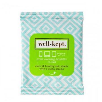 Well-Kept Cleansing Towelettes SoHol