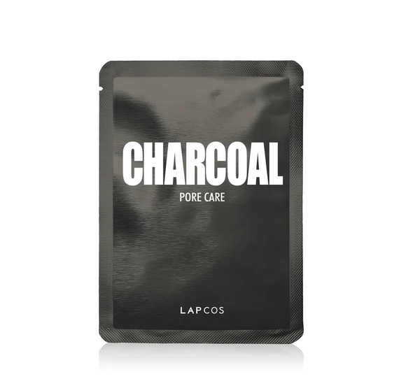 Lapcos Face Mask Charcoal