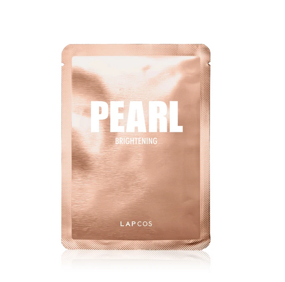 Lapcos Face Mask Pearl