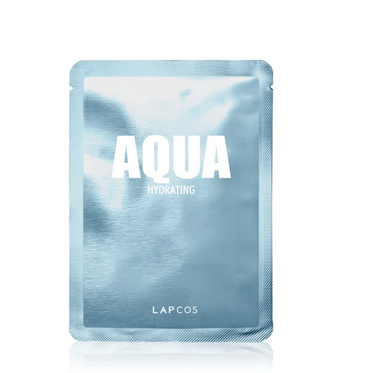 Lapcos Face Mask Aqua