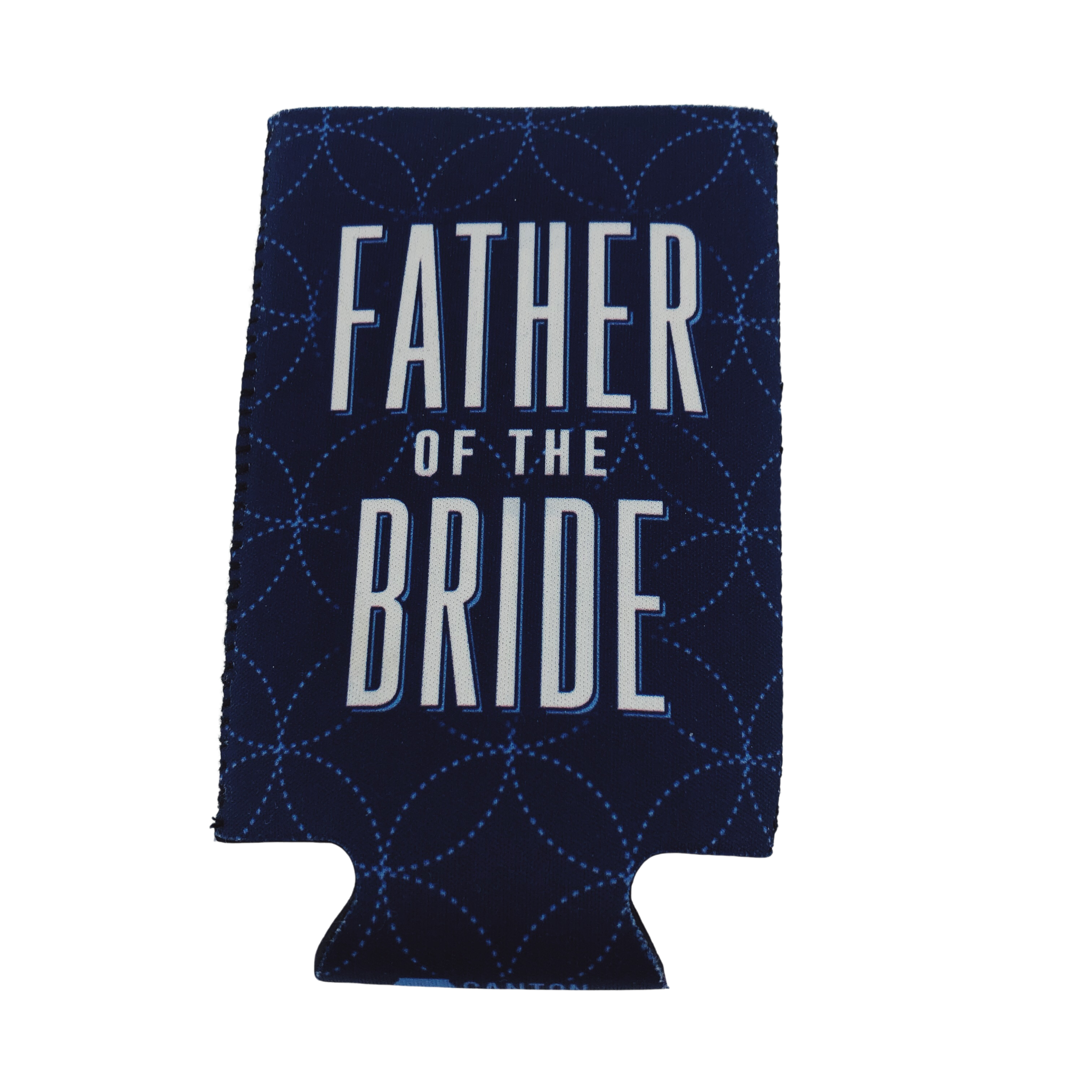 Canton Can Coolers Father of the Bride Tall Can Cooler