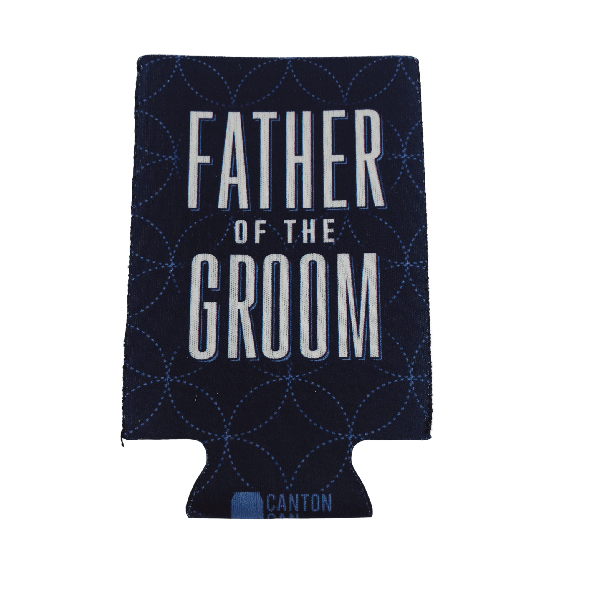 Canton Can Coolers Father of the Groom Tall Can Cooler