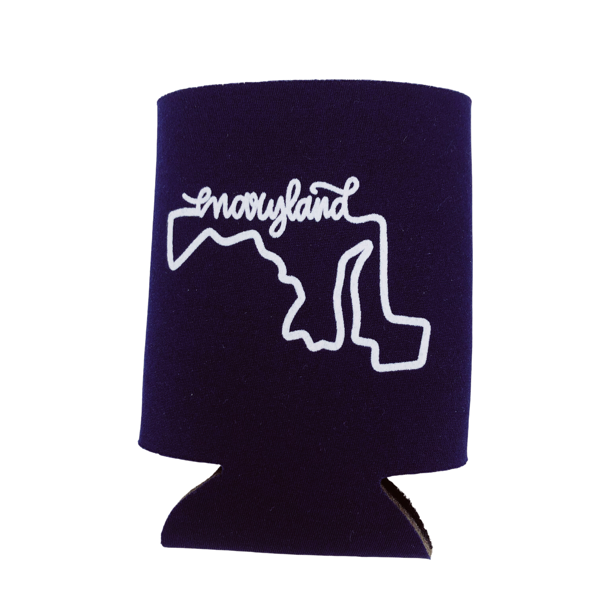 Lizzylovesletters Koozie Blue Maryland