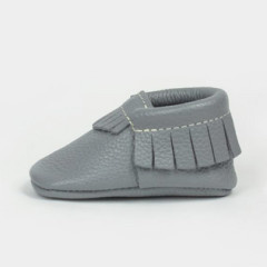 Freshly Picked Classic Moccasins Slate