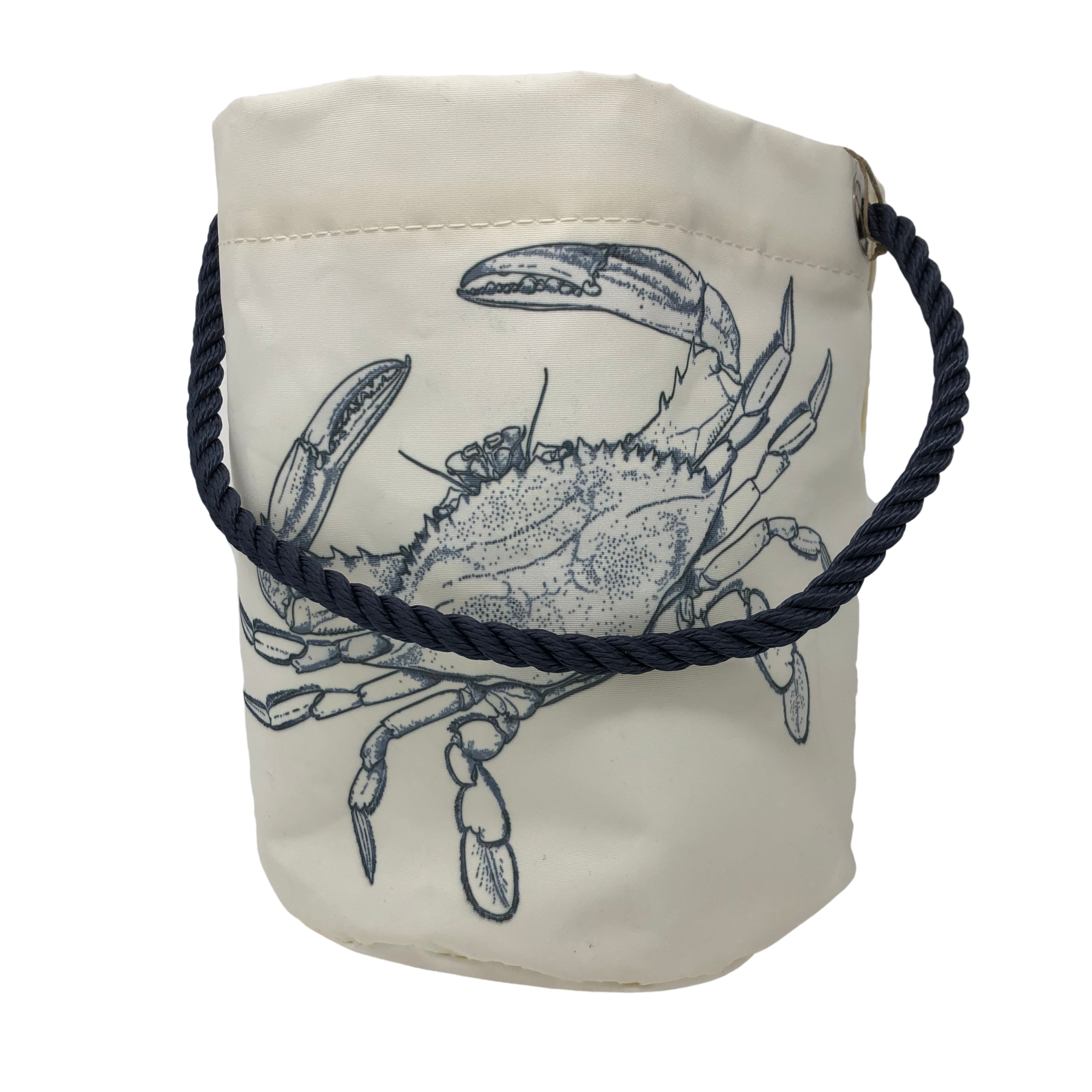 Sea Bags Bucket Bag - Blue Crab