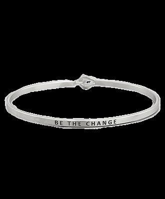 Golden Stella Bangle - Be the Change