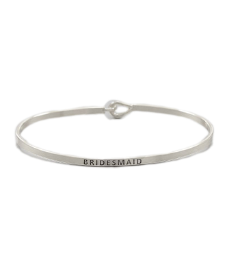 Golden Stella Bangle - Bridesmaid