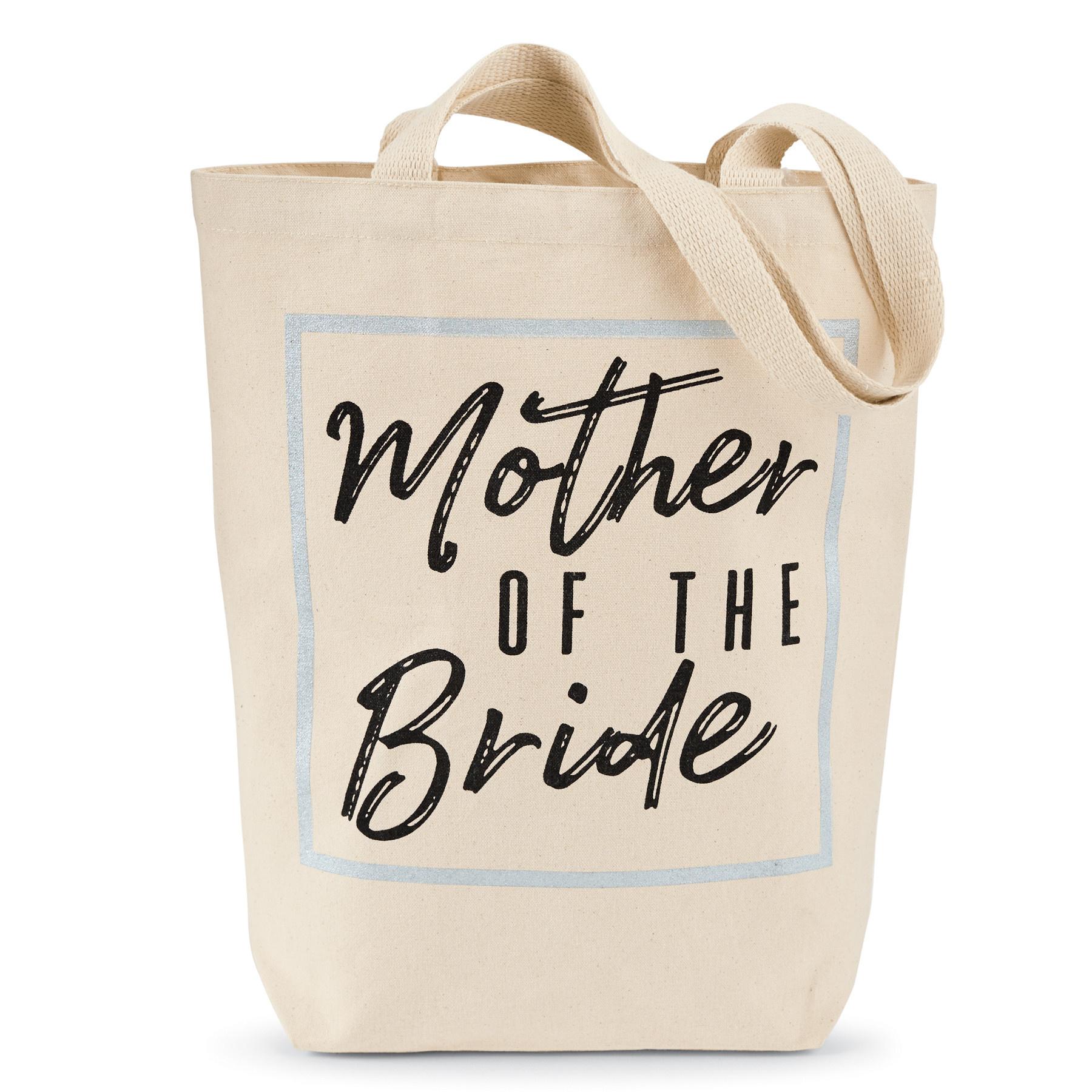 Mud Pie MOTHER OF BRIDE TOTE BAG