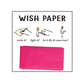 TOPS Malibu Little Surprise Wish Paper