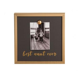 Ever Ellis Magnetic Frame - Best Aunt