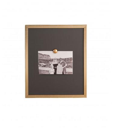 Ever Ellis Gold Magnet Frame - Blank