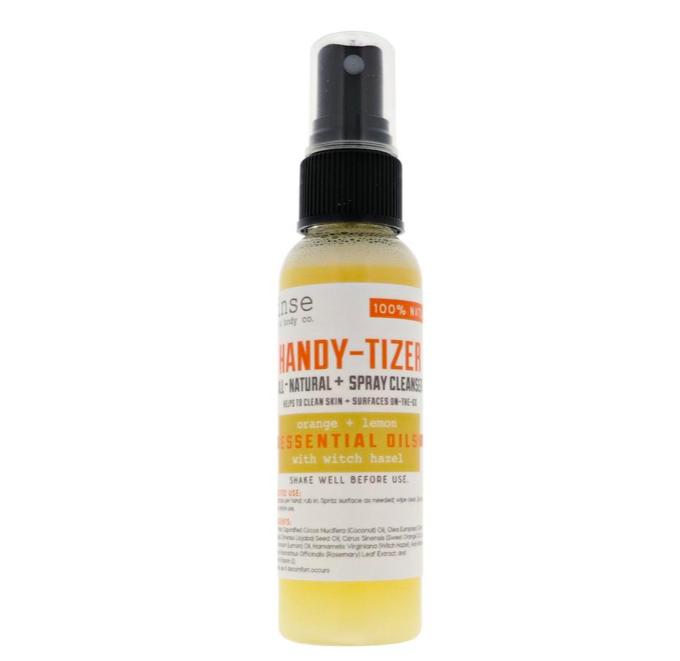 Rinse Bath & Body Handy-Tizer - Orange Lemon