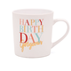 About Face Designs Birthday Vibes Mug