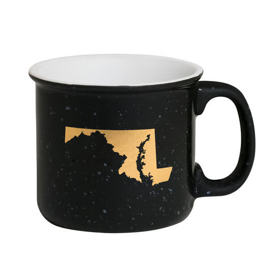 About Face Designs Maryland Campfire Mug