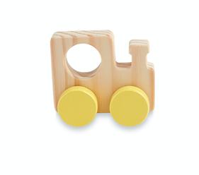 Mud Pie Wood Toy Vehicle