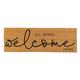 Creative Brands Door Mat - All Wines Welcome
