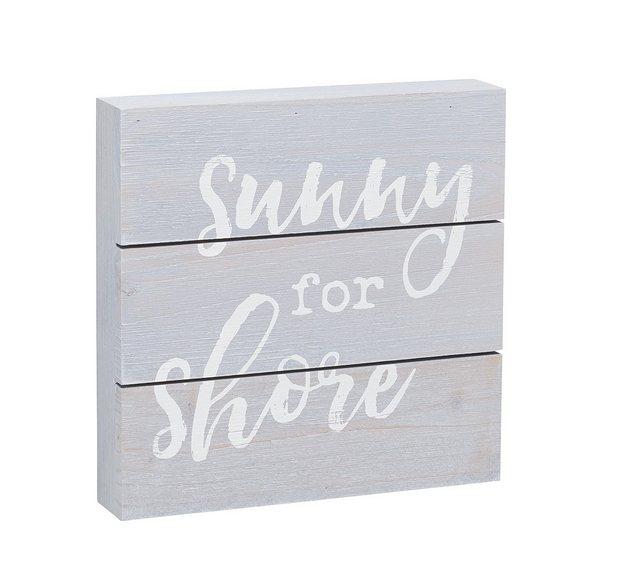 Collins Painting Sunny Pallet Box Sign