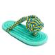 "Jax & Bones Flip Flop 9"" Rope Dog Toy"