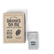 Two's Company Bottle Opener/Money Clip - Drinks on Me