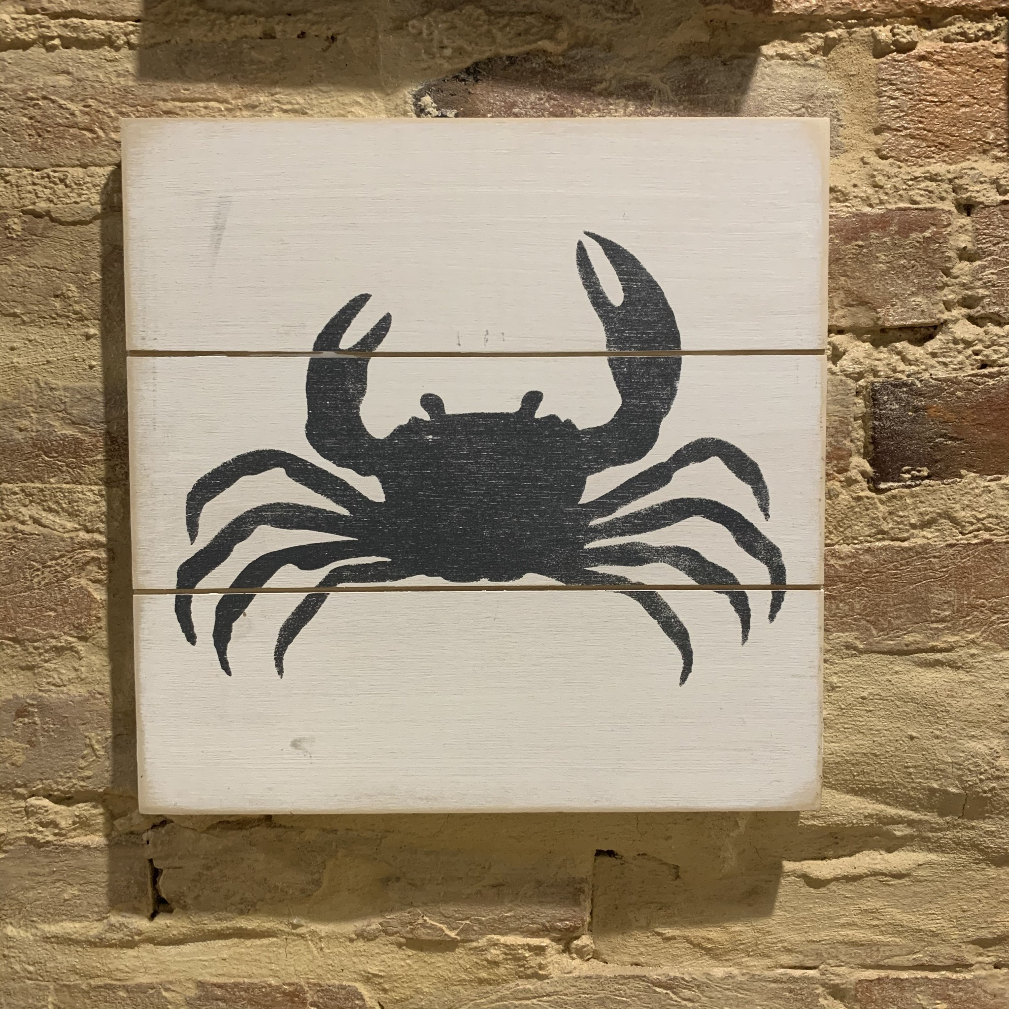 Designs by E.A.H. Slatted Stamped Crab