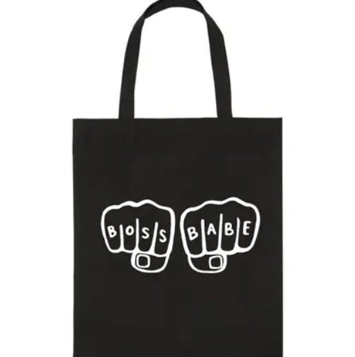 Brittany Paige Boss Babe Totebag