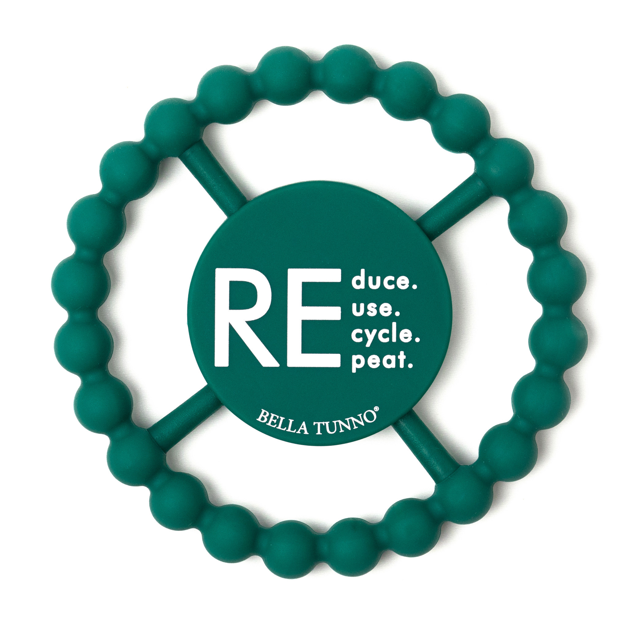 Bella Tunno Teether - Recycle