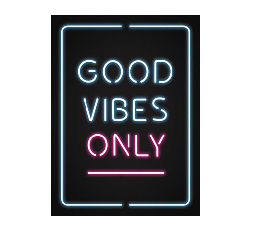 Hachette Good Vibes Only