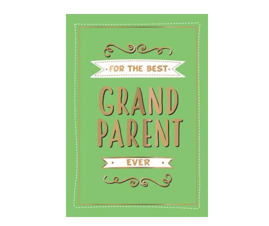 Hachette For the Best Grandparent Ever