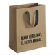 Pretty Alright Goods Filthy Animal Gift Bag