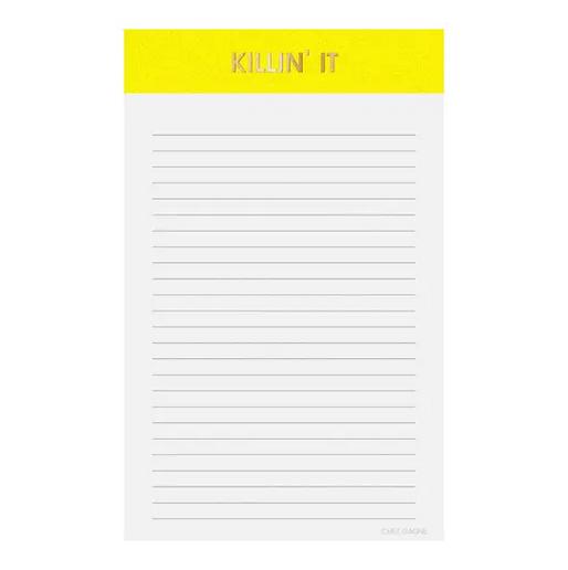 Chez Gagne Killin' It Notepad