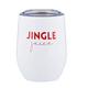 12 oz Wine Tumbler - Jingle Juice