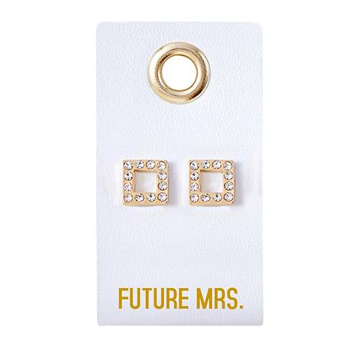 Creative Brands Future Mrs Earring