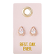 Creative Brands Best Day Ever Earring