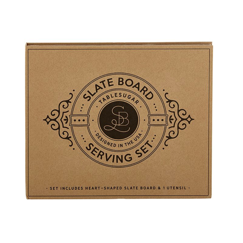 Creative Brands Cardboard Box Set - Slate Board