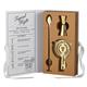 Creative Brands Cardboard Box Set - Gold Barware