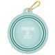 Creative Brands Collapsible Bowl - Sparkling or Still?