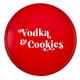 Creative Brands Bar Tray - Vodka & Cookies