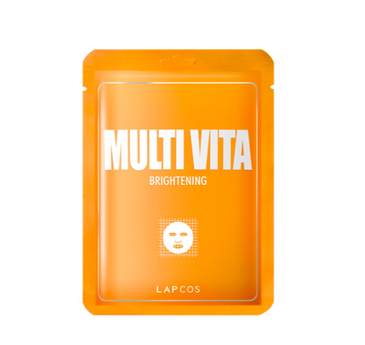 Lapcos Multi-Vitamin Sheet Mask