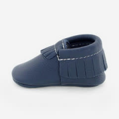 Freshly Picked Classic Moccasin Navy
