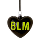 Cody Foster & Co BLM Heart Ornament