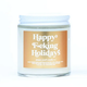 Ginger June Candle Co Happy F*cking Holidays Candle