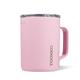 Corkcicle. Coffee Mug 16oz - Rose Quartz
