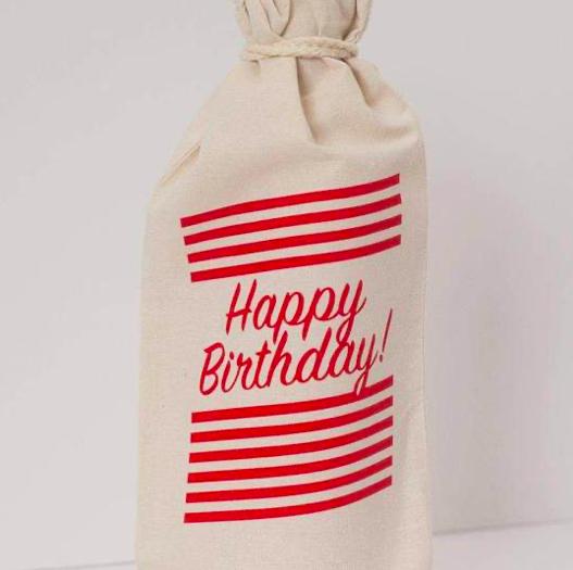 Exit343Design Booze Bag - Happy Birthday