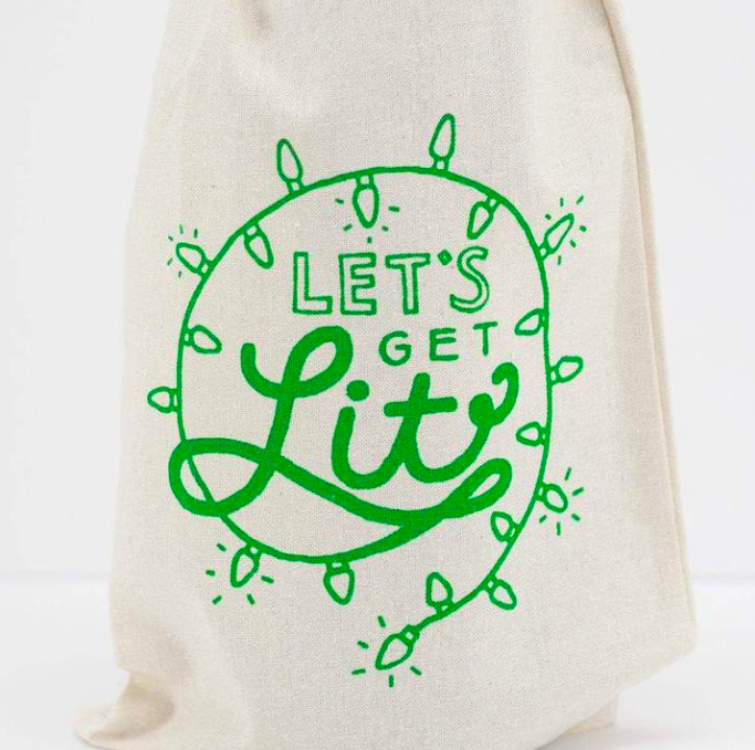 Exit343Design Booze Bag - Let's Get Lit