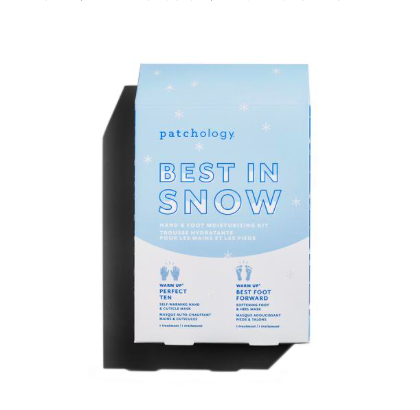 patchology Best in Snow Holiday Kit